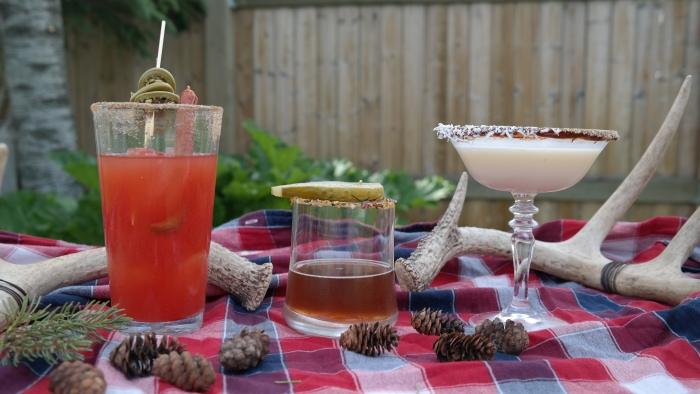 Canada Day Cocktails!